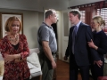 Fair City Eps 132TX: Thursday, August 23rd, 2012Pete tries to protest his innocence(L-R)Dolores - Martina StanleyPete - Enda OatesWayne - Victor BurkeLucy - Lorna Quinn