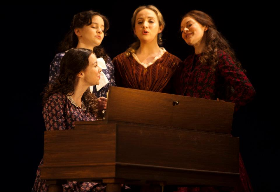 Little Women by Louisa May Alcott - 2011:2012