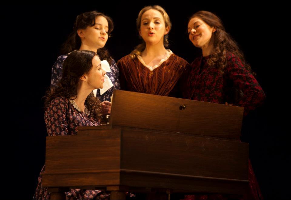 Little Women by Louisa May Alcott - 2011:2012