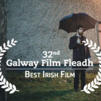 'Redemption of a Rogue' wins at Galway Film Fleadh!